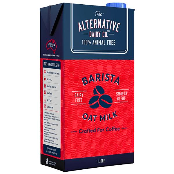 Oat Milk 12x1L (Alternative Dairy Co)