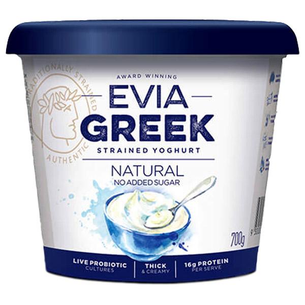 Yoghurt Greek 2kg (Evia)