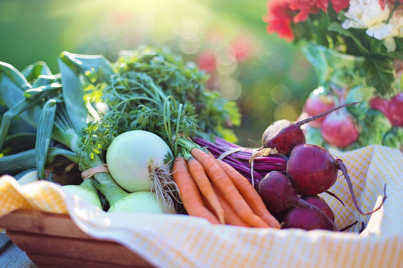 Bridgman's Farm Shop Fresh Veg