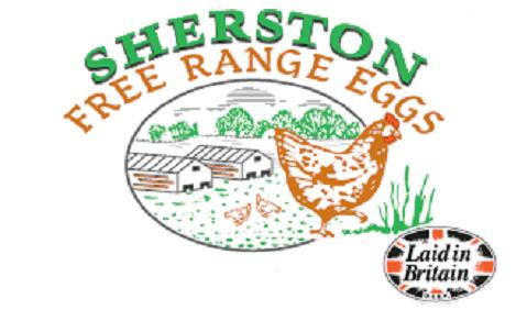 Bridgmans Farm Shop in Sherston stock Sherston Free Range Eggs