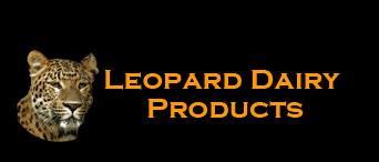 Bridgmans Farm Shop in Sherston stock Leopard Diary Products