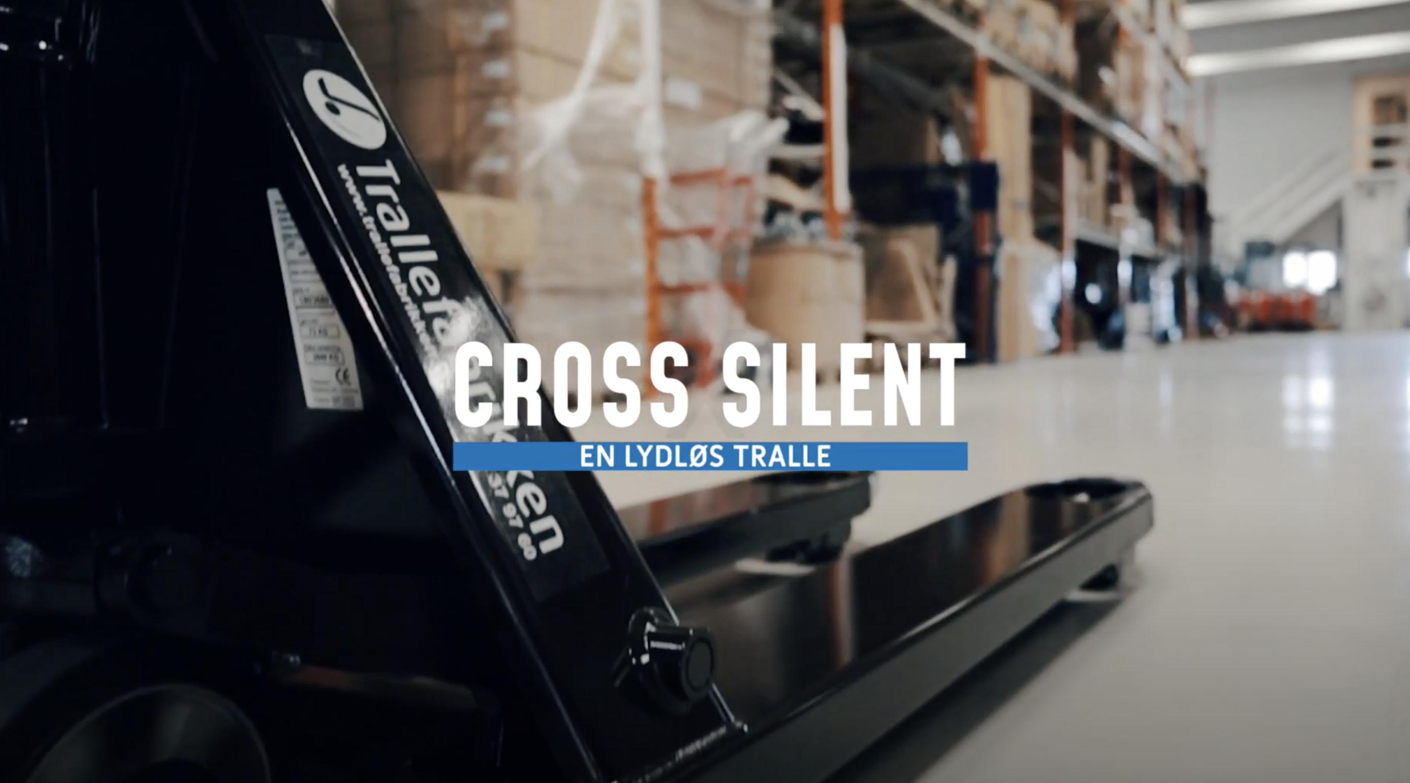Trallefabrikken - Cross silent