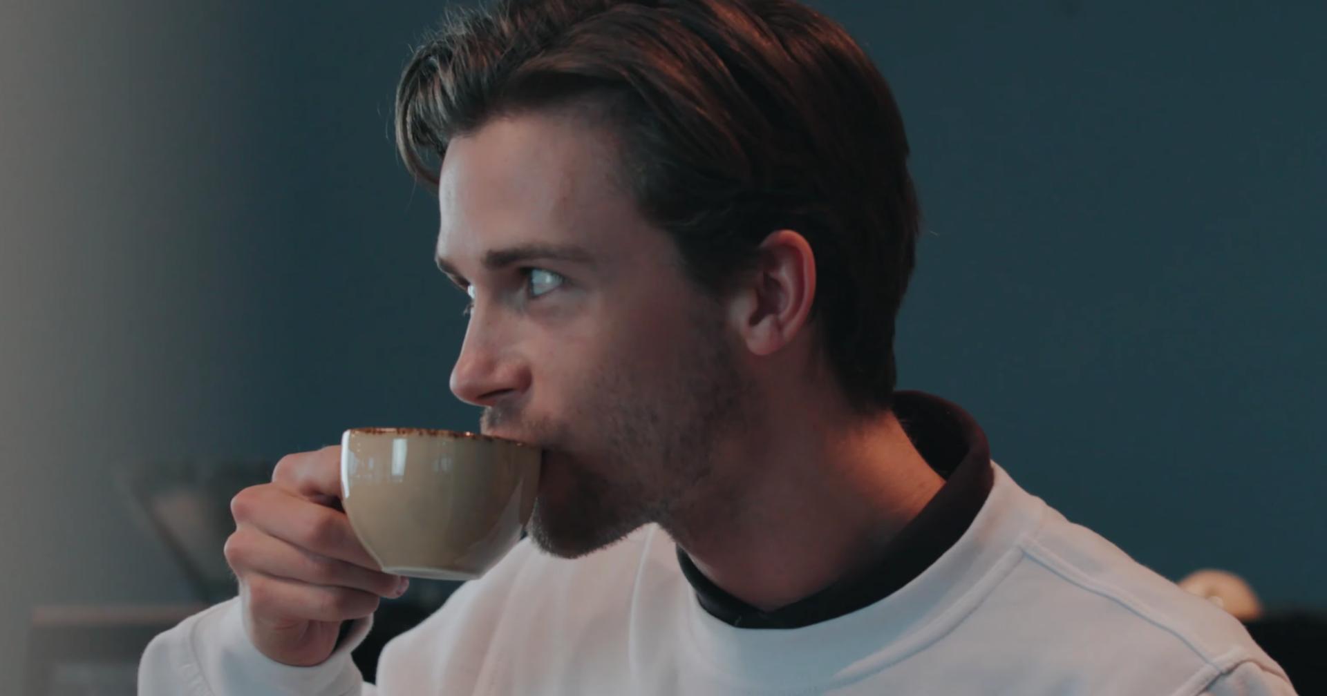 Imagefilm Kaffeknappen