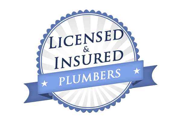 licensed & insured plumbers