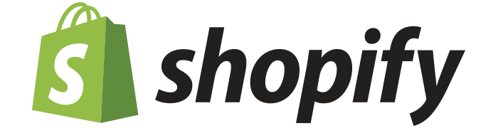 Shopify Logo Gatsby Partners and Integrations