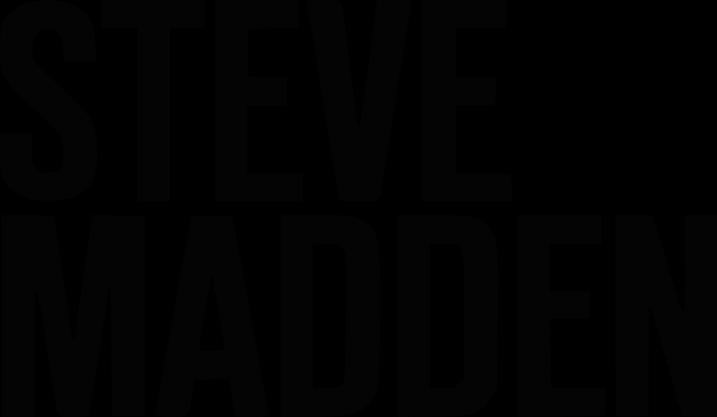 Steve Madden Logo Gatsby website