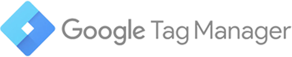 Google Tag Manager GTM logo Gatsby partners and integrations