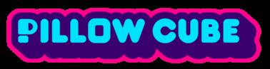 Pilllow Cube logo for Gatsby website