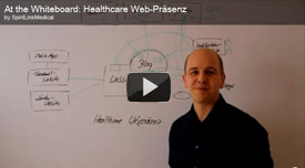 At the Whiteboard: Archetyp einer Web-Präsenz