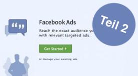Facebook Ads – Wie Sie mit gesponserten Meldungen die Bekanntheit Ihrer Facebook-Page steigern
