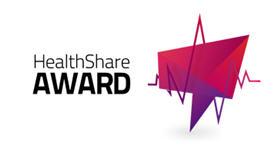 HealthShare Award: Bis zum 28. Februar abstimmen für unsere Turn your city pink! Kampagne
