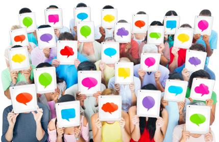 Versorgungs-Studien in sozialen Netzwerken