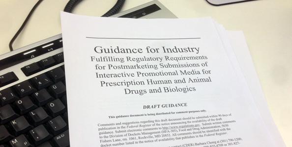 FDA-Richtlinie