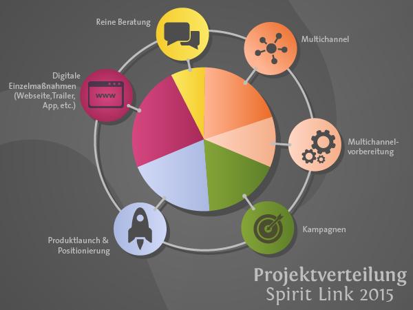 SLM Projektverteilung 2015
