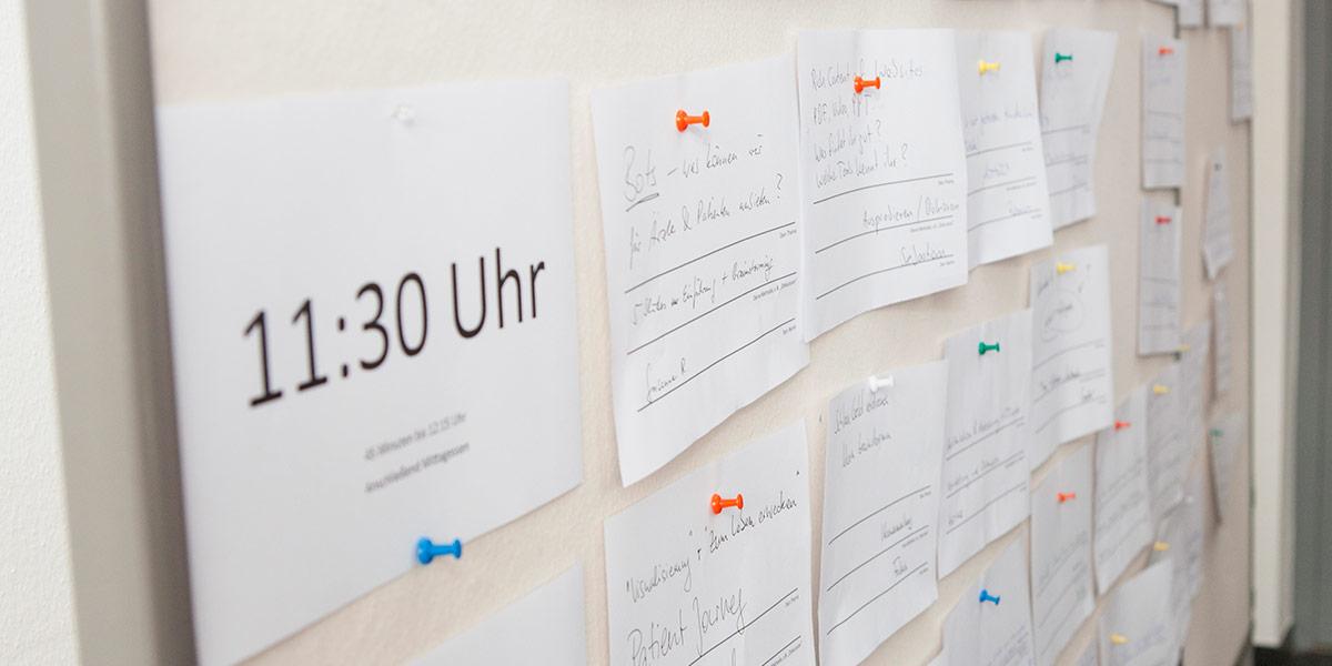 Barcamp – weg mit der Agenda, her mit der Relevanz