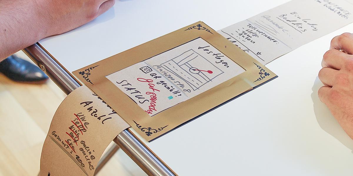Intuition braucht Struktur – Was die Marketingkommunikation vom Design Thinking lernen kann