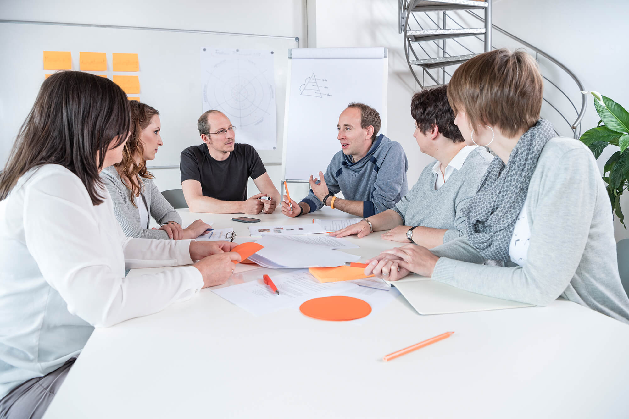 Retrospektiven: Im Projektalltag für ein besseres Miteinander lernen