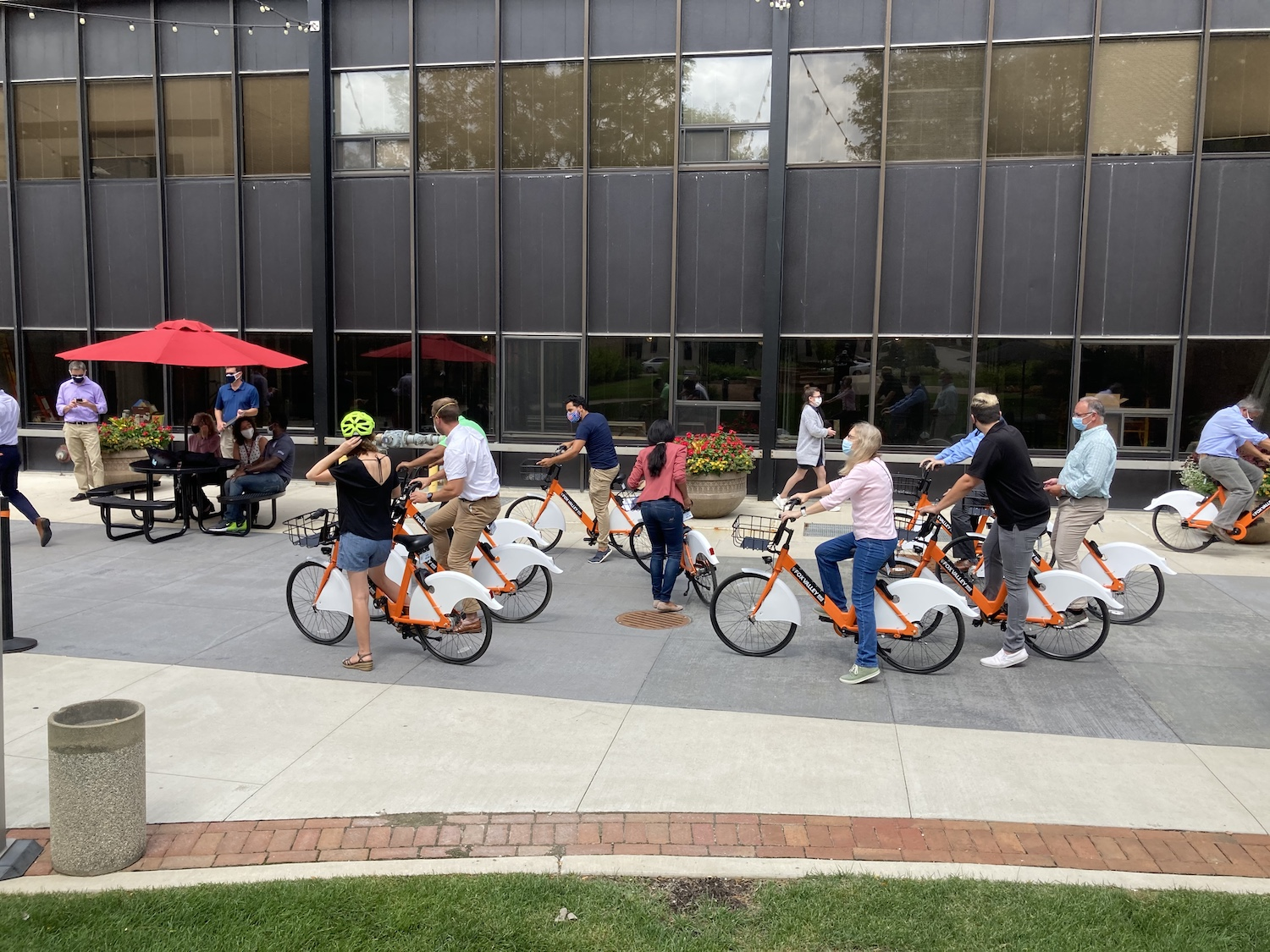 Restarting Your Bike Share