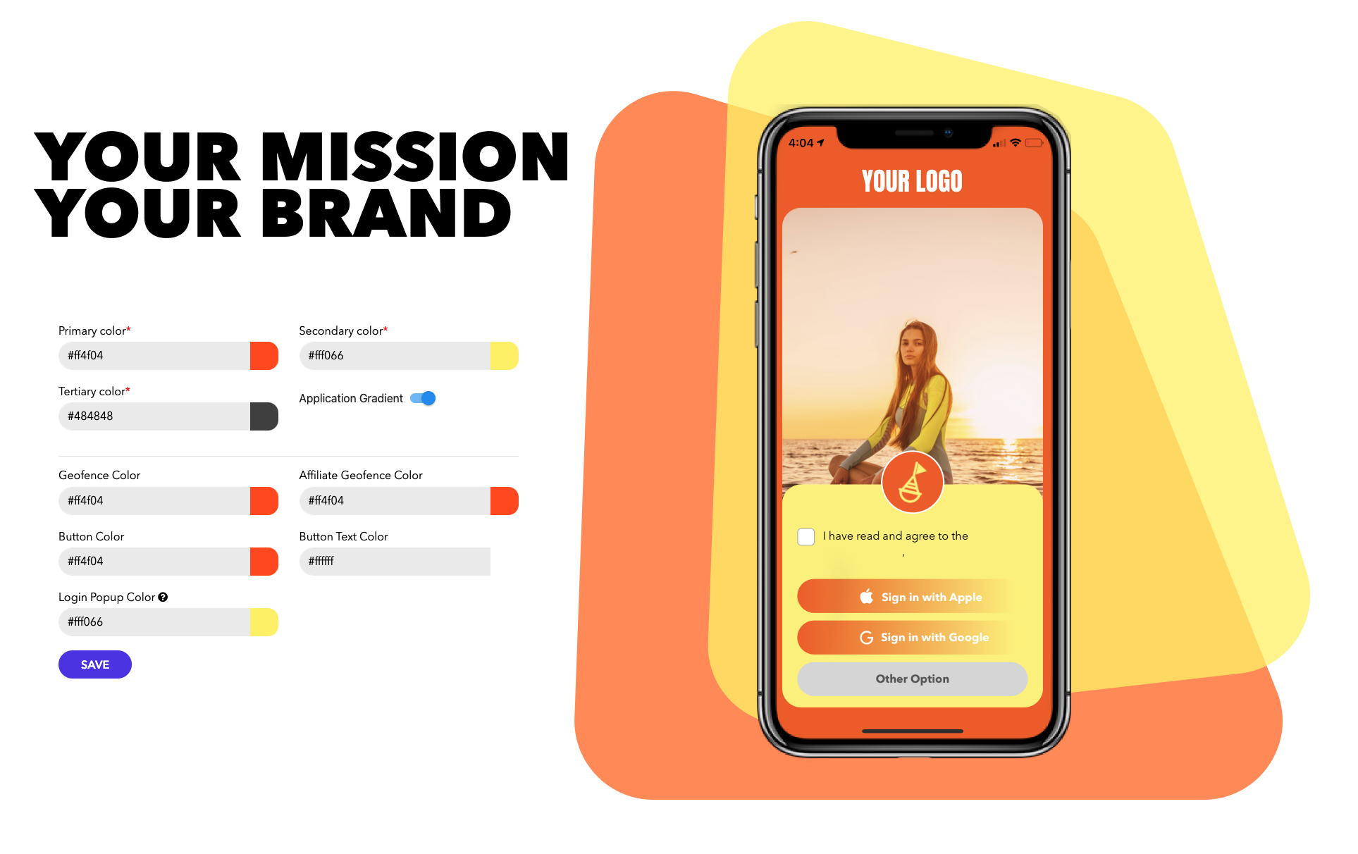 Your Mission - Your Brand