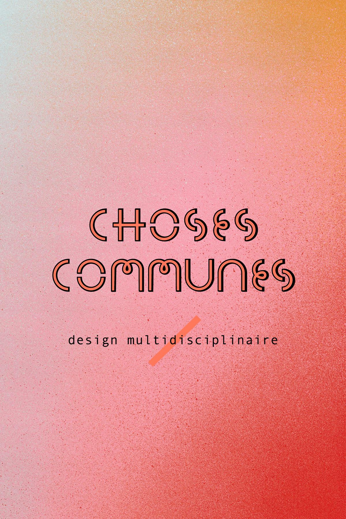 Choses communes