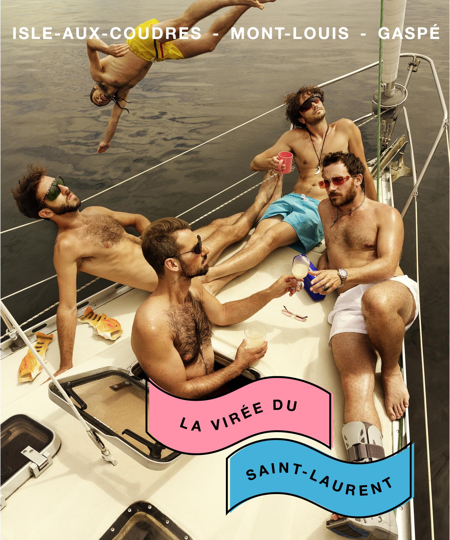Virée du St-Laurent