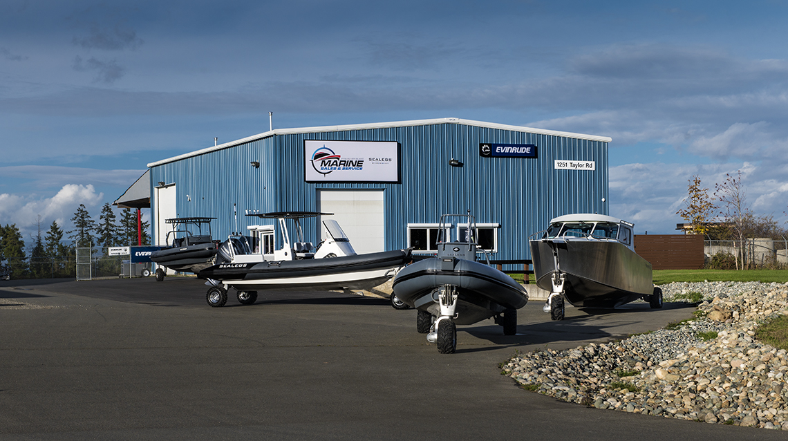 vancouver island marine-exterior-parkville