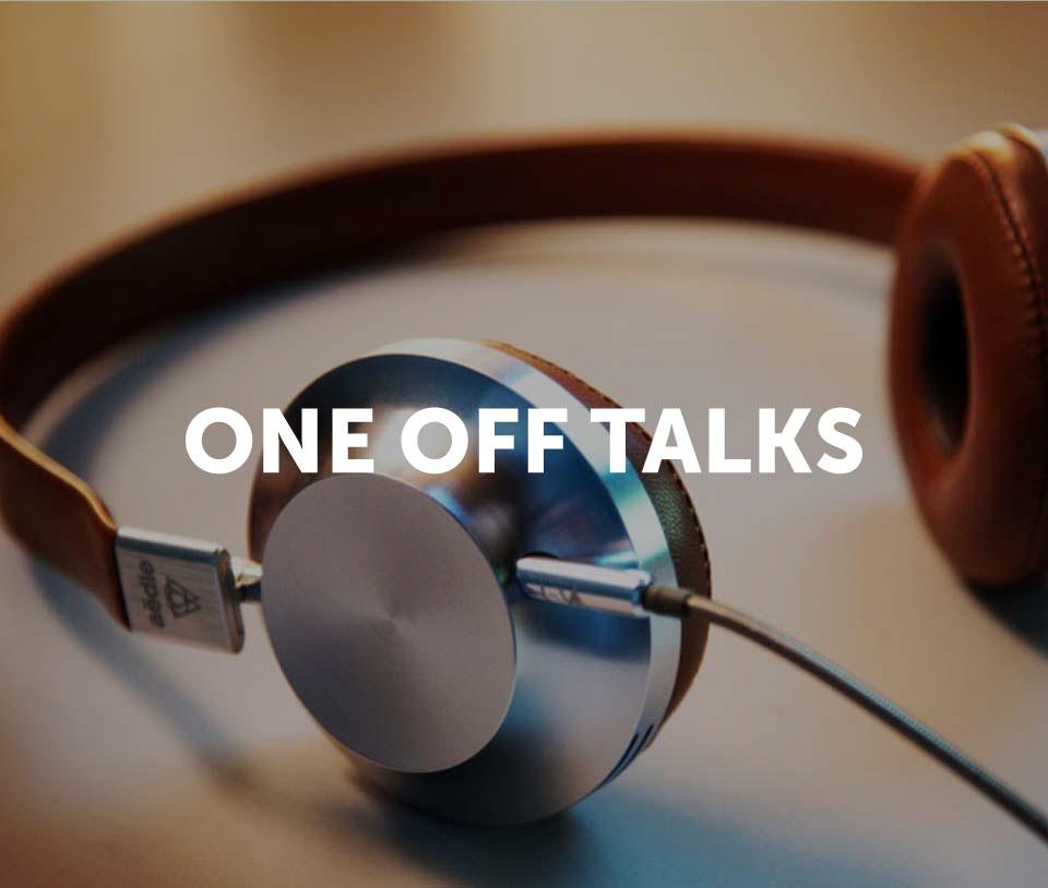 One Off Talks