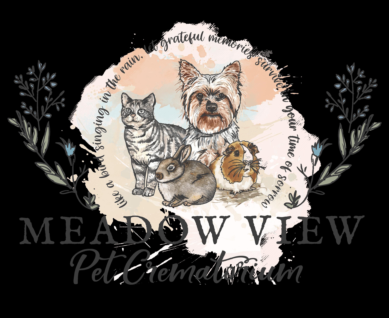 Meadow View Pet Crematorium Logo