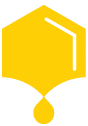 HoneyWord Logo