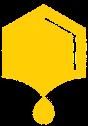 HoneyWord Logo