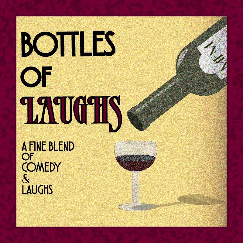 Bottles of Laughs (Vintage Lounge)