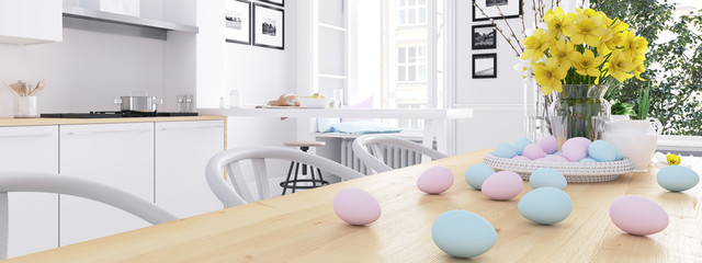 Five Ways to Incorporate Easter Themes into Seasonal Decor