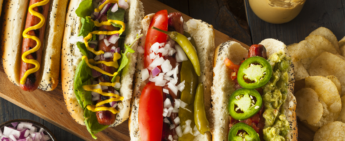 What Your Hot Dog Toppings Say About Your Origins