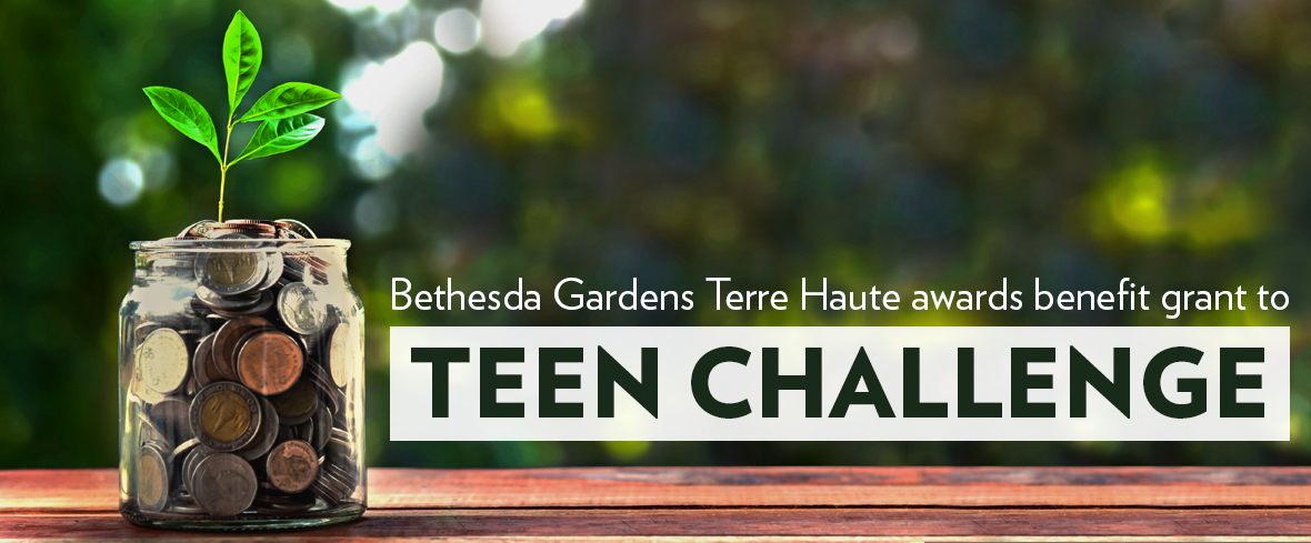 Community Grant Supports the 'Teen Challenge'