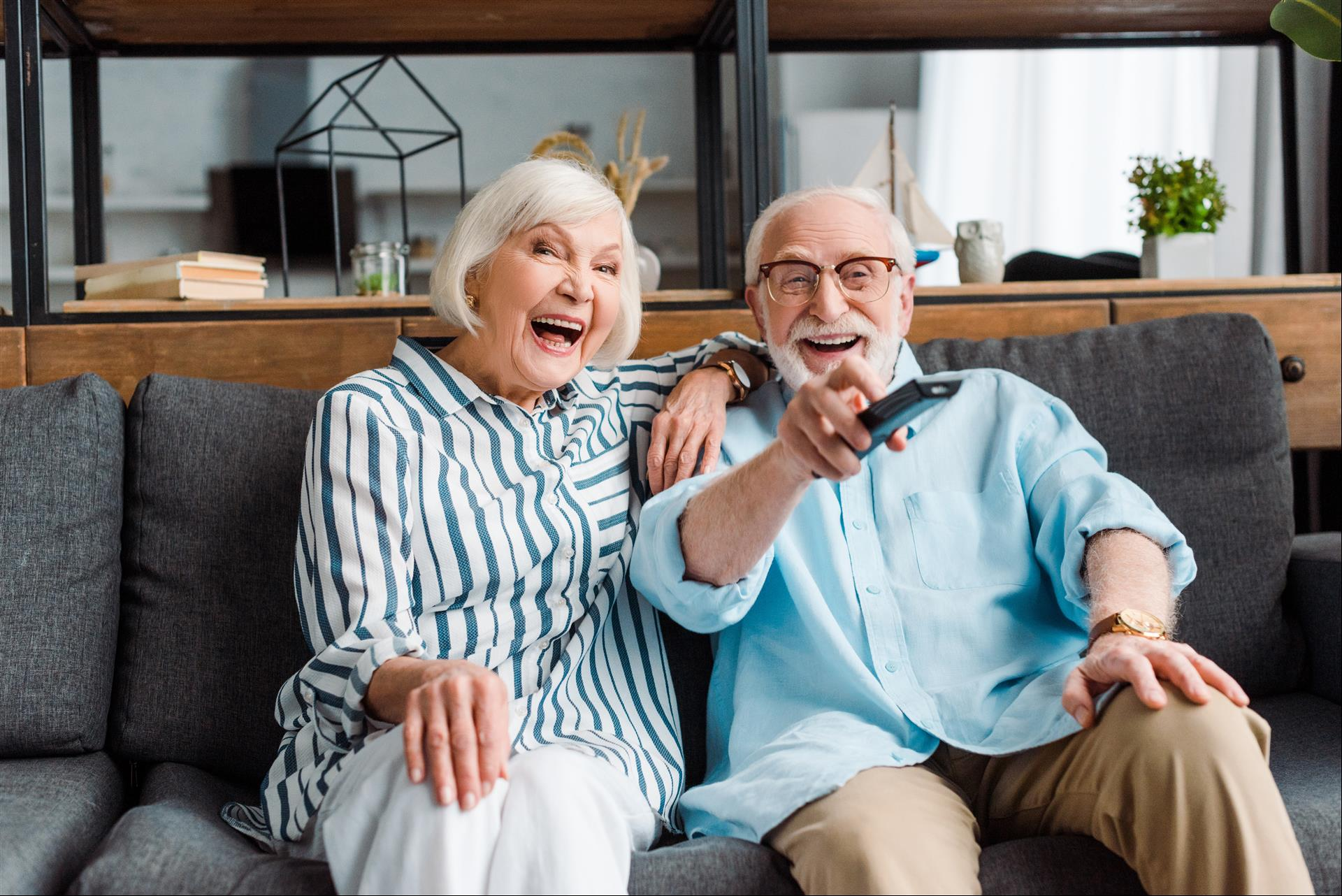 Netflix, Streaming and Television Online: A Guide for Seniors