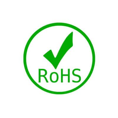 ROHS Certification logo