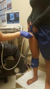 Standing Ultrasound
