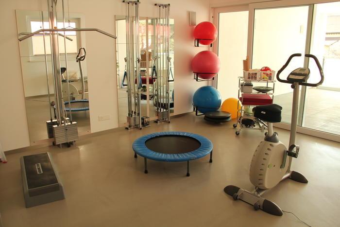 Fisio Erni - Our studio is located in more modern spaces The studio is located in Bellinzona North in Switzerland