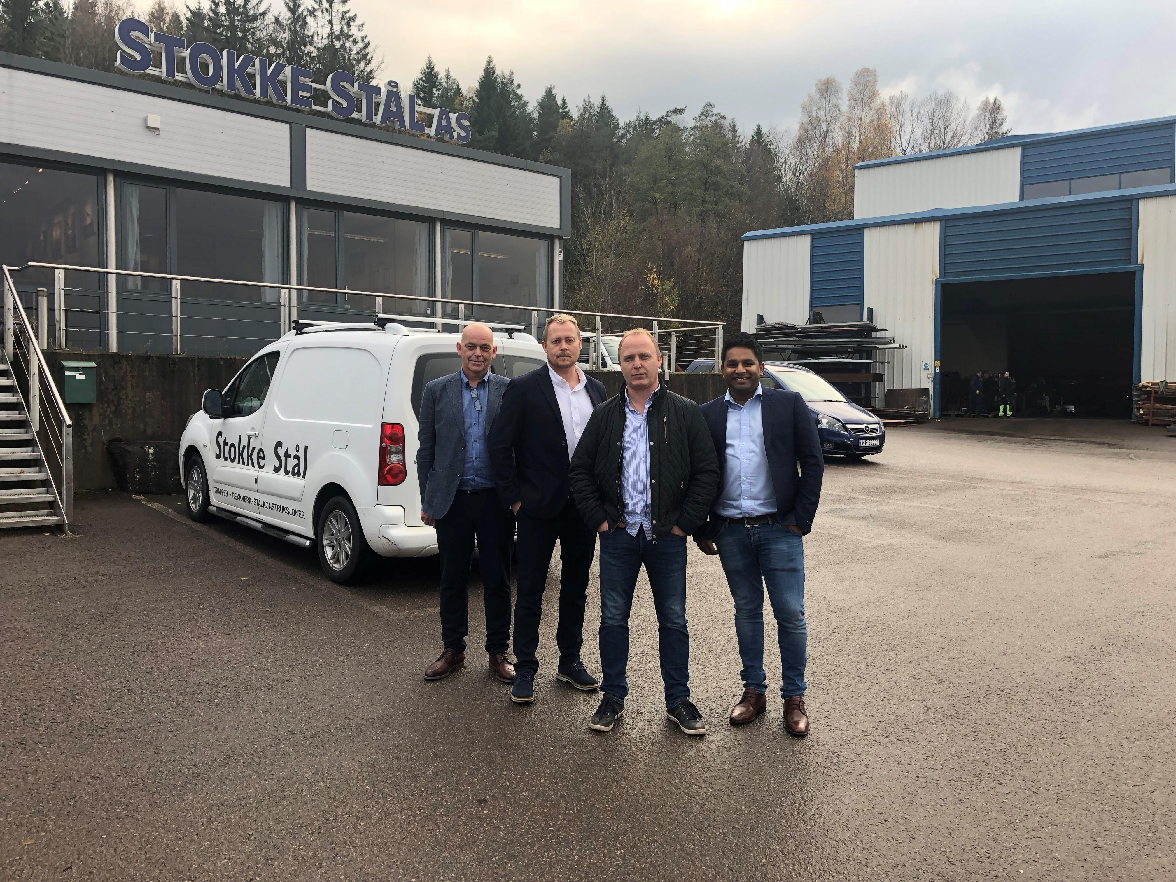 PCS Holding kjøper Stokke Stål