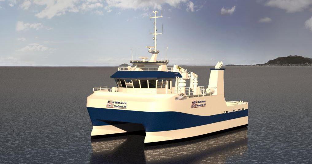 Pcs Construction AS har blitt enig med Vard Aukra om kontrakt på BN 888