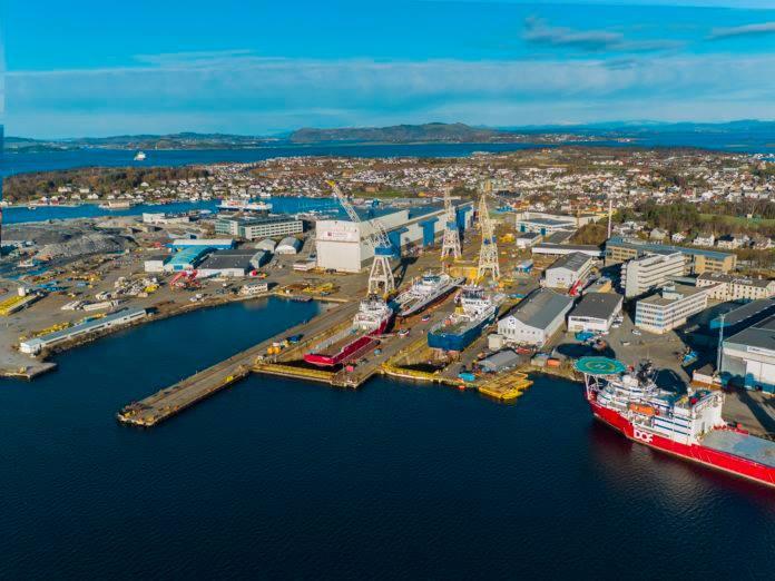 Pcs Construction AS har skrevet rammeavtale med GMC Maritime i Stavanger