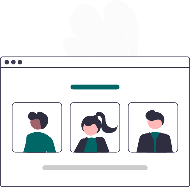 Team on a Screen