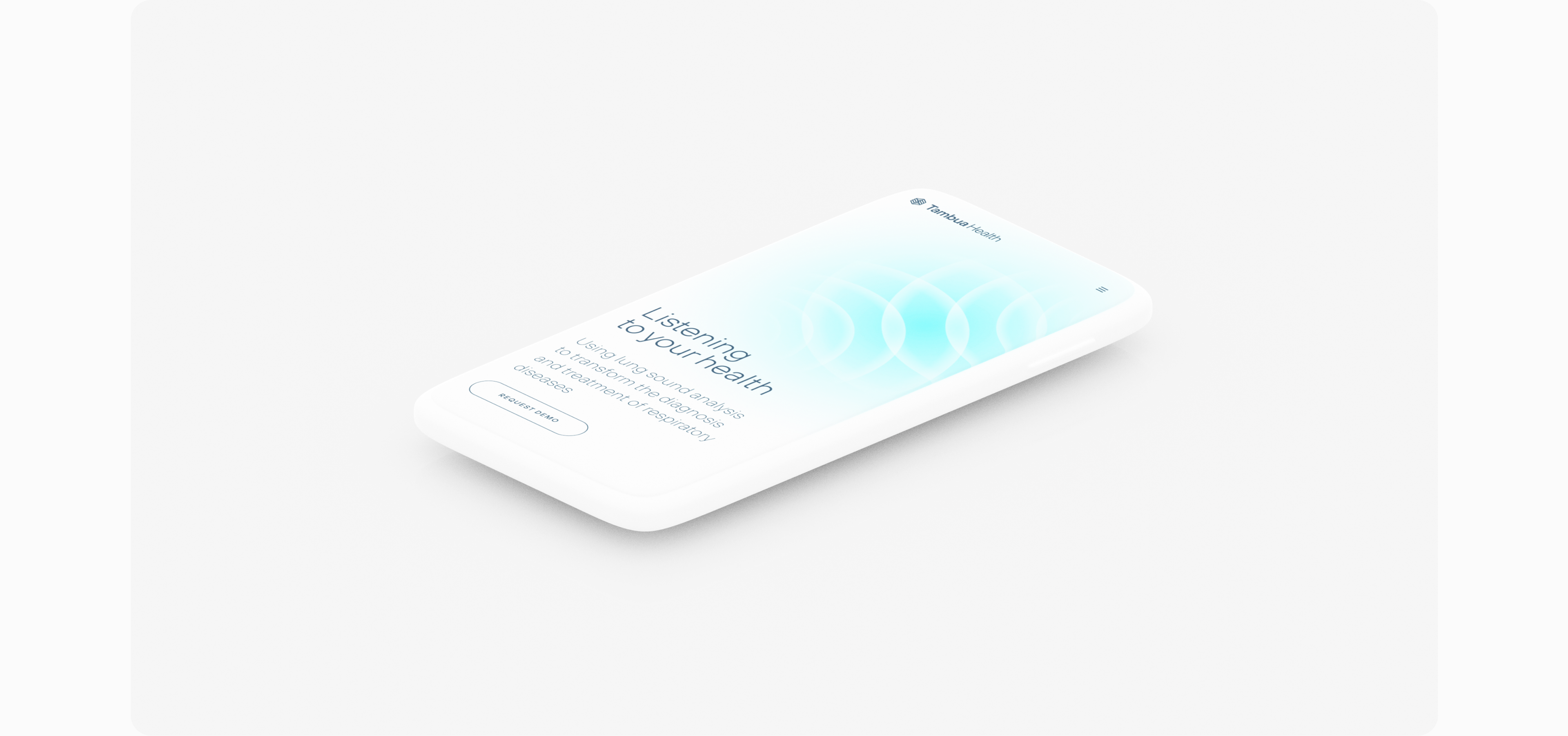 TambuaHealth on mobile by Embacy