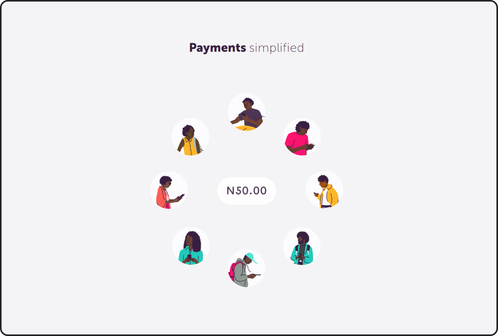 Seampay design by Embacy