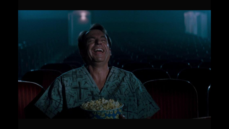 InThe Mouth ofMadness, 1994, dir. John Carpenter