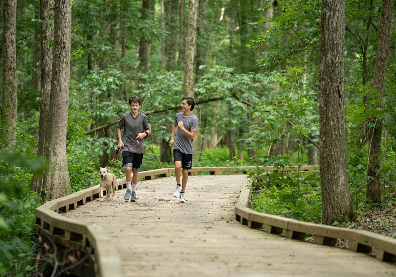 Trilith Nature Trails