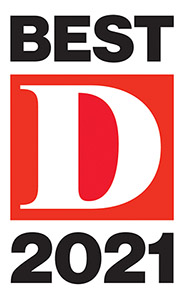 Dallas' Best badge