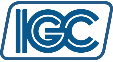 A certification logo image  to support the statement paragraph next to it.