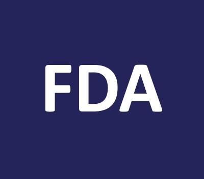 FDA  Certification logo image