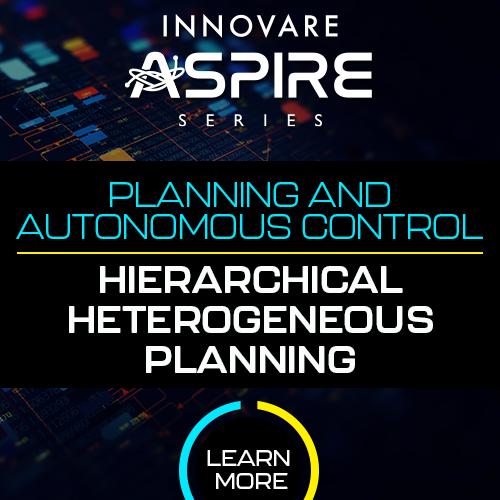 Hierarchical Heterogeneous Planning